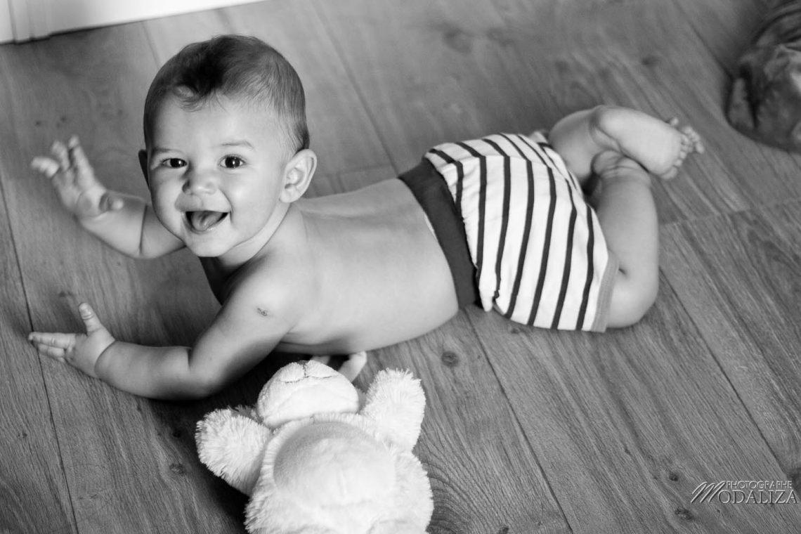 Séance photo baby boy