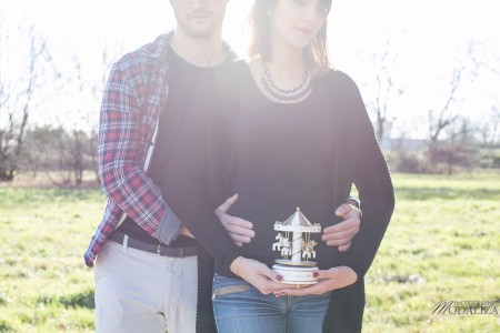 photo announcement pregnant annonce grossesse automne enceinte couple love session by modaliza photographe-2962