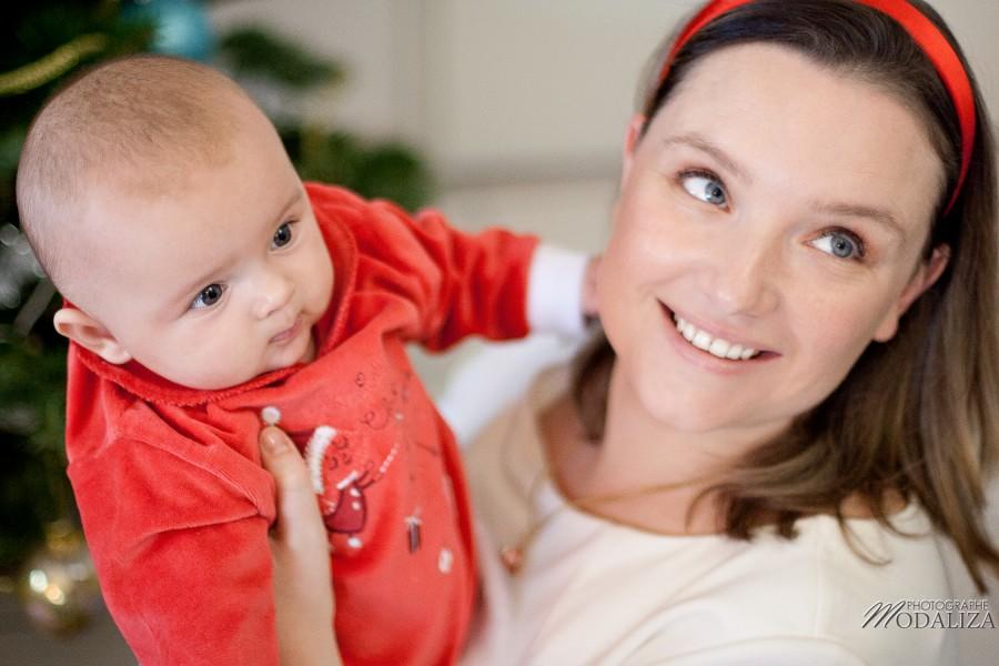 photo famille bébé petite fille robe rouge noel fêtes bordeaux aquitaine by modaliza photographe-0965