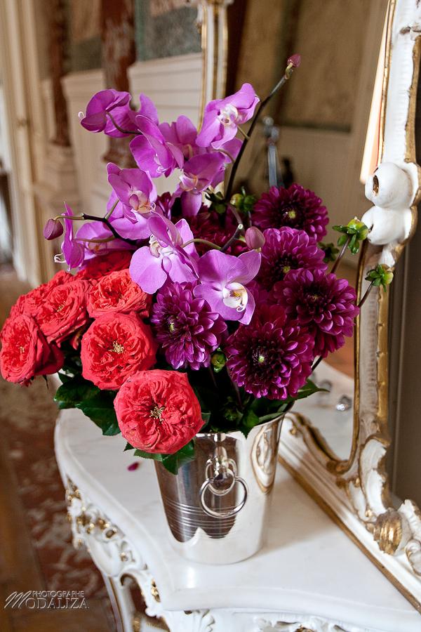 photo mode inspiration mariage decoration argent noir violet wedding baroque rock fashion chateau grenade castle gironde by modaliza-0659