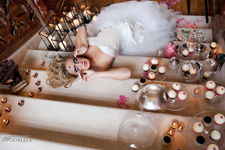 photo mode inspiration mariage decoration argent noir violet wedding bride mariée baroque rock fashion chateau grenade castle gironde by modaliza-0515