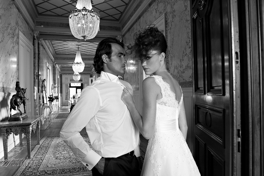 photo mode inspiration mariage decoration argent noir violet wedding bride mariée baroque rock fashion chateau grenade castle gironde by modaliza-1121