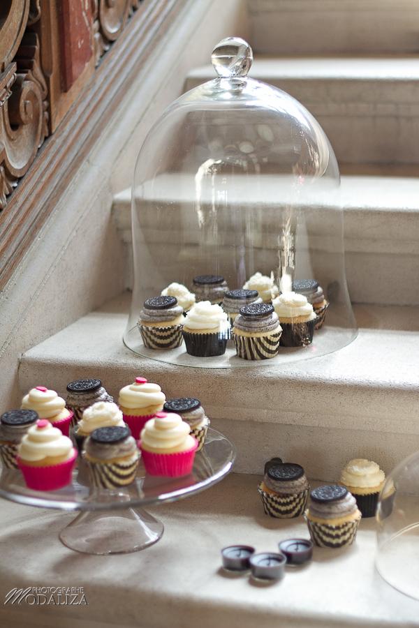 photo mode inspiration mariage decoration argent noir violet wedding cupcakes baroque rock fashion chateau grenade castle gironde by modaliza-1445