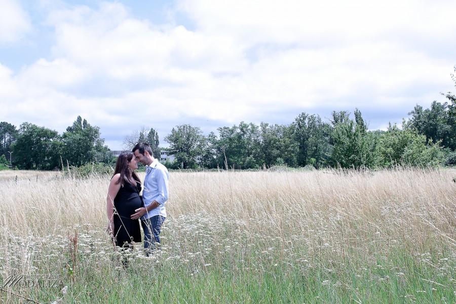 photo séance couple femme enceinte grossesse campagne chic bucolique by modaliza-5091