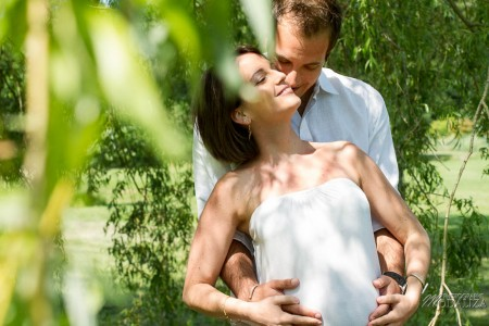 photo toulouse grossesse nature femme enceinte ventre rond futurs parents pregnant mum to be foret campagne green romantic by modaliza photographe-0550