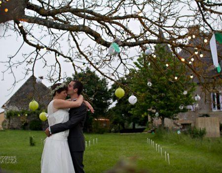 Mariage nature – Capucine et Aurélien