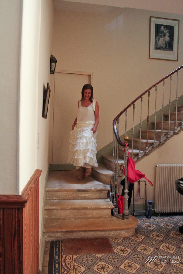 photo mariage aquitaine découverte marié maison robe mariée dentelle by modaliza photographe-7