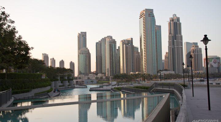 Escale a Dubai, une ville magique en plein désert