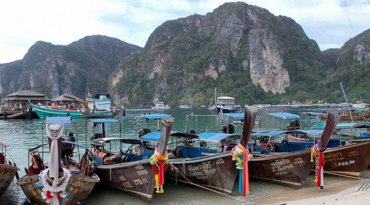 La Thailande, le sud, ses îles et ses plages…