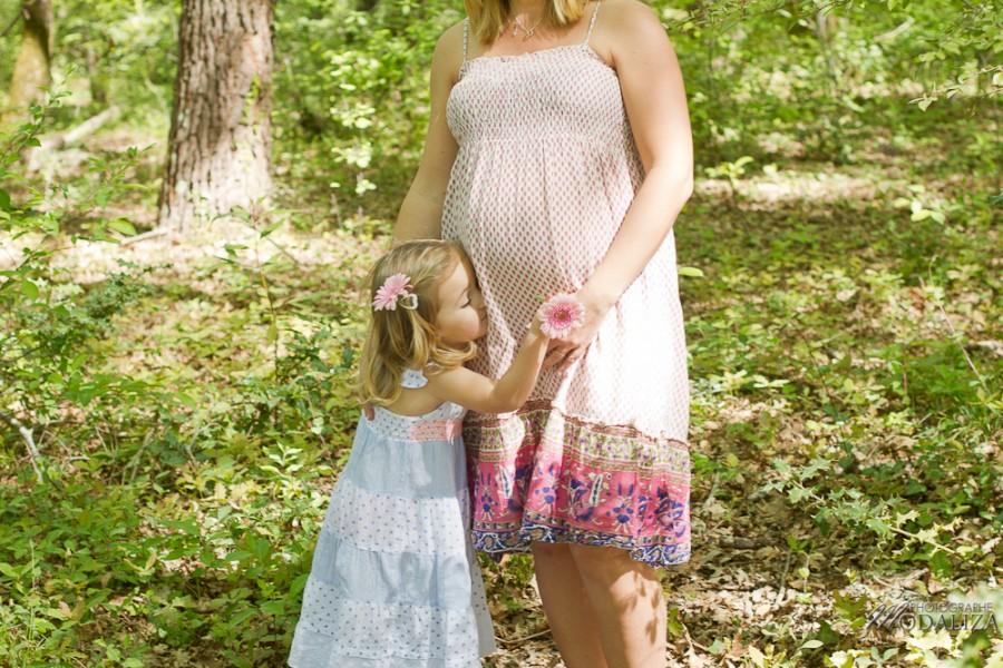 séance photo grossesse exterieur foret campagne fille grande soeur future maman attend bébé ventre rond bordeaux merignac gironde by modaliza photographe-8282