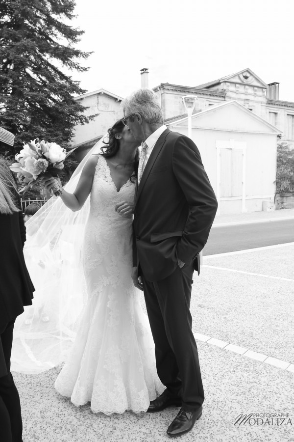 photo reportage mariage ceremonie religieuse eglise biscarosse robe dentelle pronovias aquitaine by modaliza photographe-312