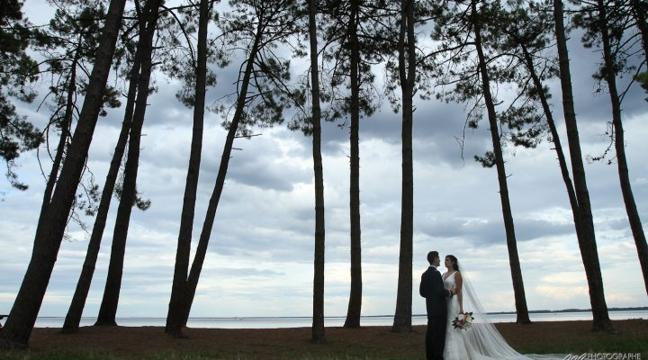 Mariage liberty S & D – bassin d'arcachon