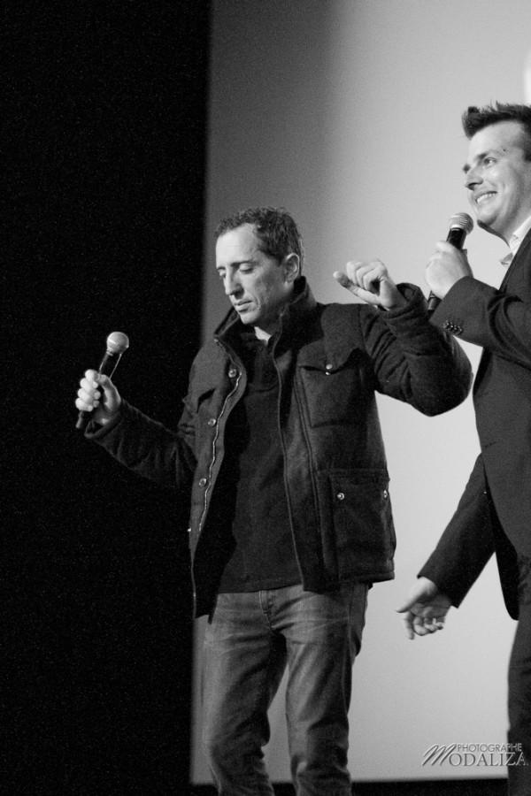 photo Gad Elmaleh humoriste acteur cinema avant premiere sans tambour bordeaux mega cgr villenave d ornon by modaliza photographe-14