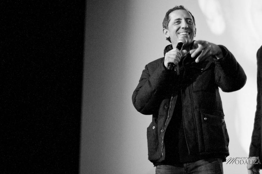 photo Gad Elmaleh humoriste acteur cinema avant premiere sans tambour bordeaux mega cgr villenave d ornon by modaliza photographe-9