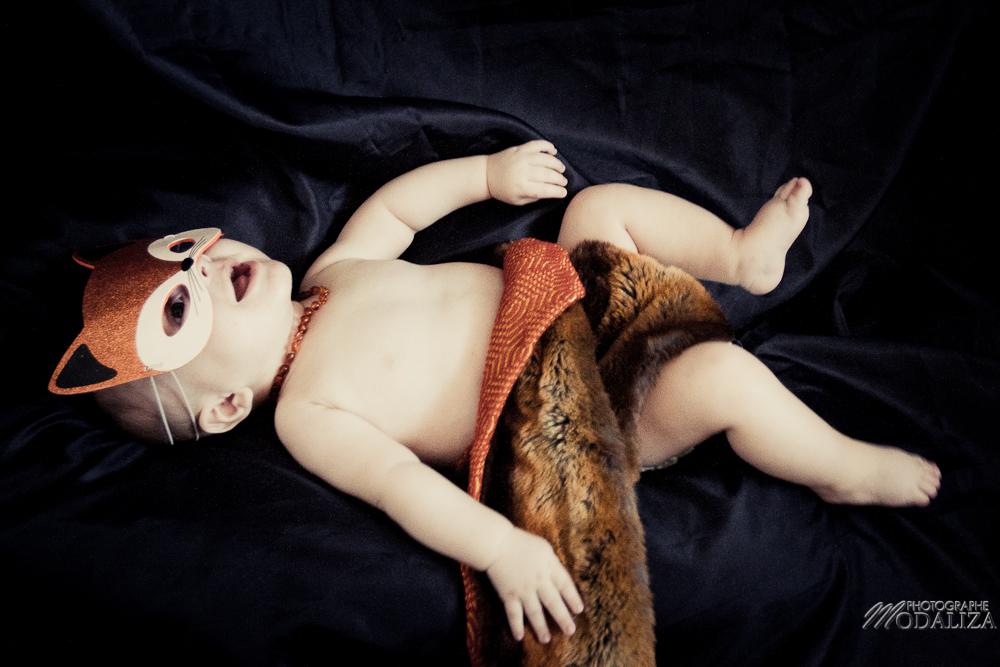 Bébé renard d'automne – Baby Fox