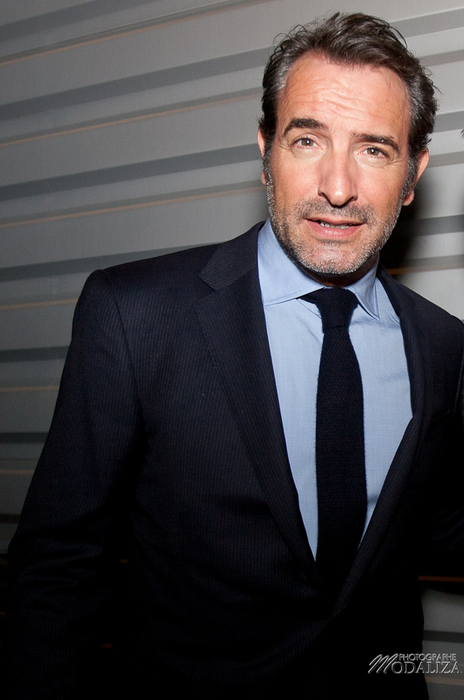 Rencontre exclusive avec les people mon blog modaliza for Jean dujardin photo