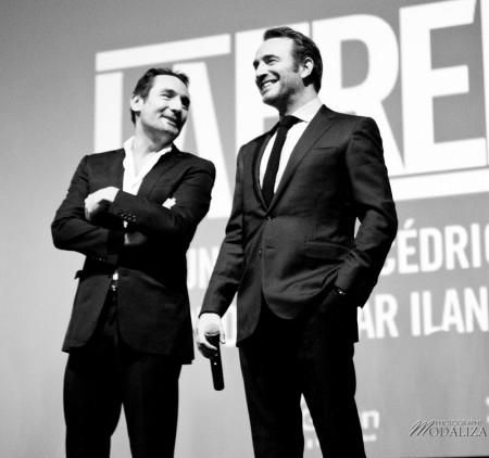 photo jean dujardin gilles lellouche french actor acteur cinema avant premiere la french bordeaux mega cgr villenave d ornon by modaliza photographe-3