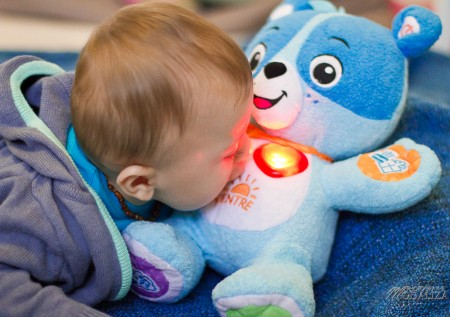 photo bébé ours nino vtech bleu baby boy blue eyes bordeaux merignac cadeau noel christmas by modaliza photographe-8