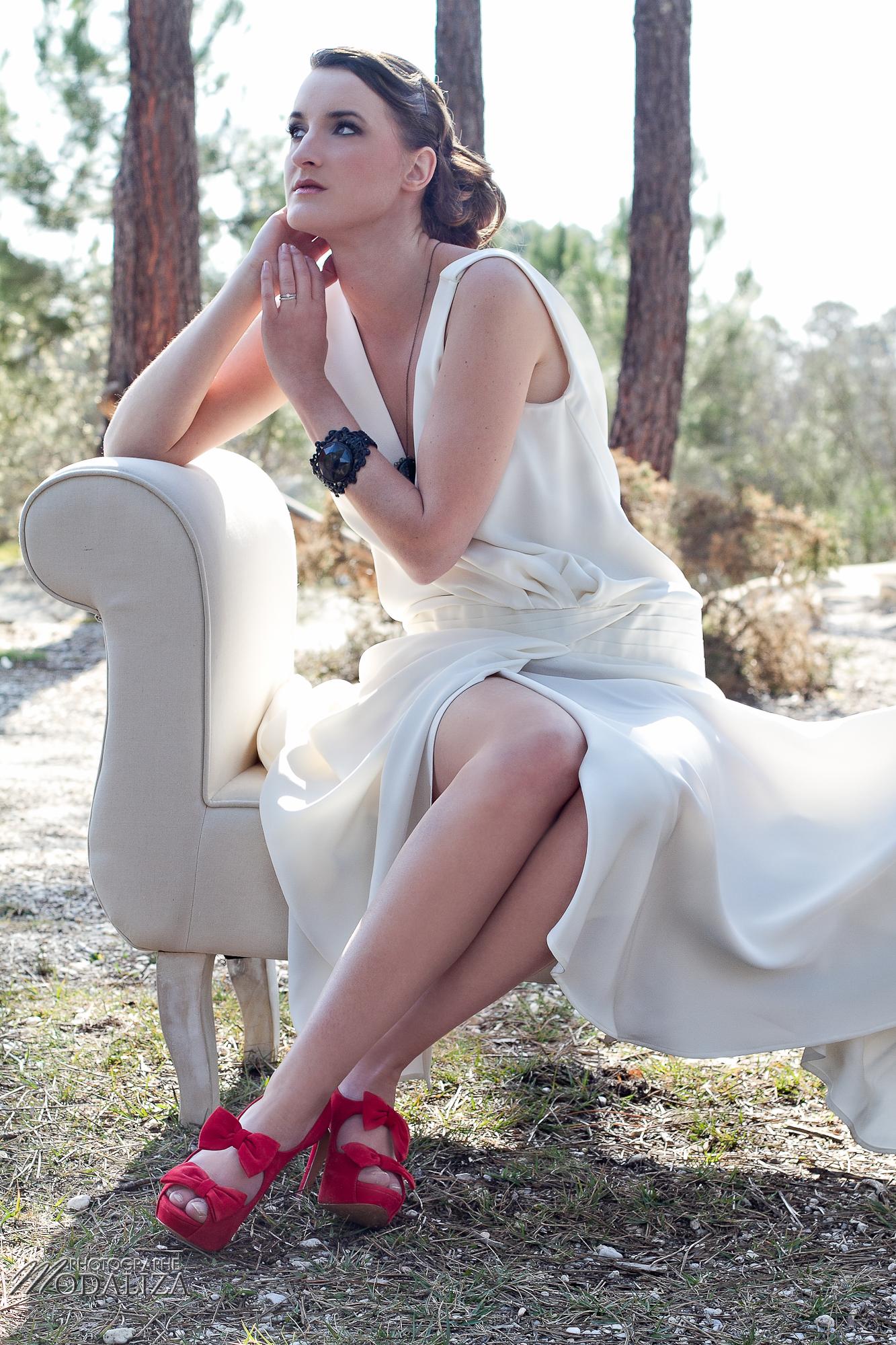 photo mariage robe mariée garance sexy glamour femme fatale chic mariee en colere by modaliza -0012
