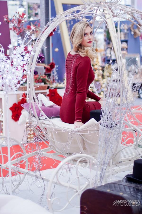 photo mode fashion woman noel christmas blanc rouge white red lips suany makeup truffaut merignac bordeaux gironde by modaliza photographe-9991