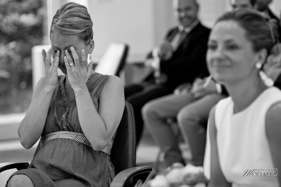 photo mariage civile mairie st medard en jalles robe mariée courte dos nu by modaliza photographe-26