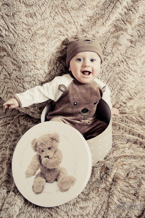 photo bébé fashion baby boy ours bear pelucheby modaliza photographe-1