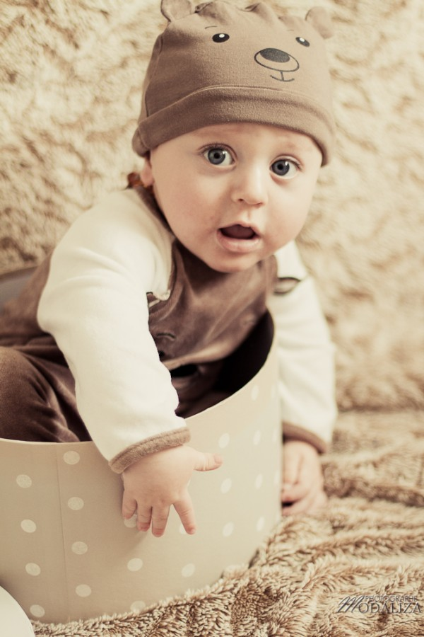 photo bébé fashion baby boy ours bear pelucheby modaliza photographe-3
