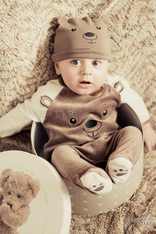 photo bébé fashion baby boy ours bear pelucheby modaliza photographe-4
