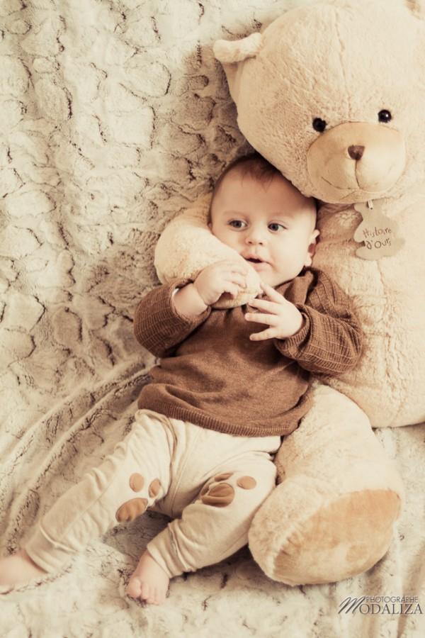 photo bébé fashion zara kids baby boy ours bear pelucheby modaliza photographe-6