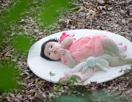 Séance photo bébé extérieur – Bordeaux