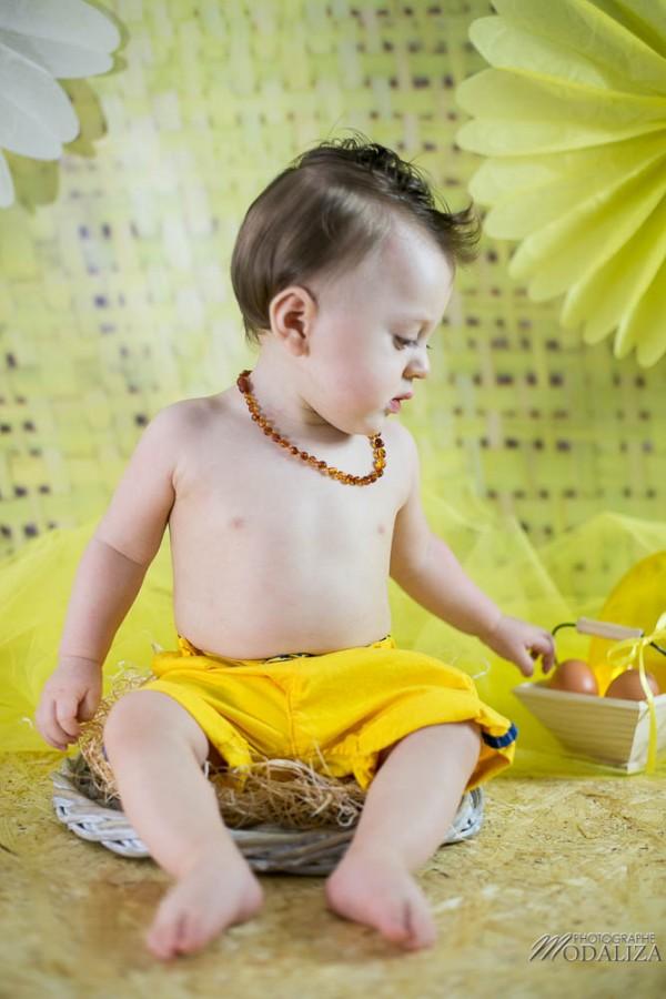 photo bébé poussin paques easter baby chick studio bordeaux gironde aquitaine by modaliza photographe-1
