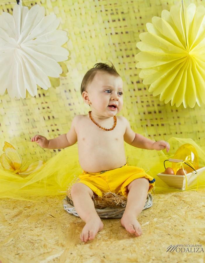 photo bébé poussin paques easter baby chick studio bordeaux gironde aquitaine by modaliza photographe-10