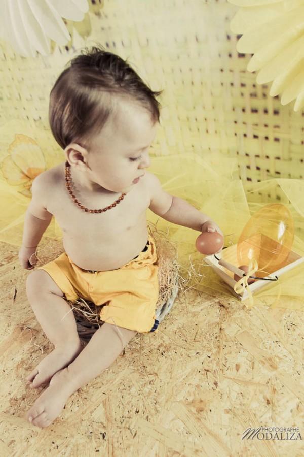 photo bébé poussin paques easter baby chick studio bordeaux gironde aquitaine by modaliza photographe-14