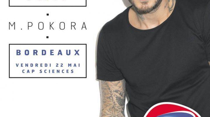 M Pokora Bordeaux – Gagnez vos places