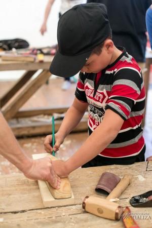 photo reportage fete du fleuve bordeaux bateau belem animations enfants maquillage atelier bois bordeaux gironde by modaliza photographe-3186