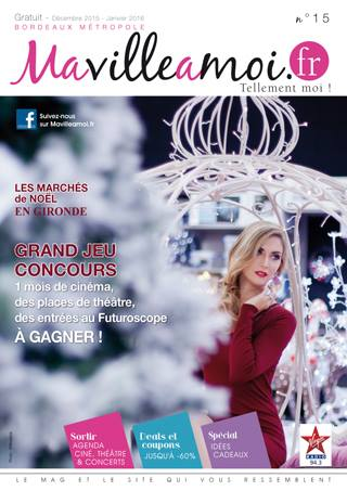 couverture mavilleamoi magasine by modaliza photographe