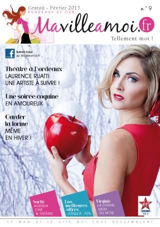 publication photo mode beauté magazine bordeaux modaliza