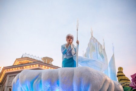 photo disneyland paris noel reine des neiges elsa christmas magic by modaliza photographe-4082