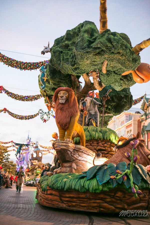 photo disneyland paris noel roi lion parade christmas magic by modaliza photographe-4129