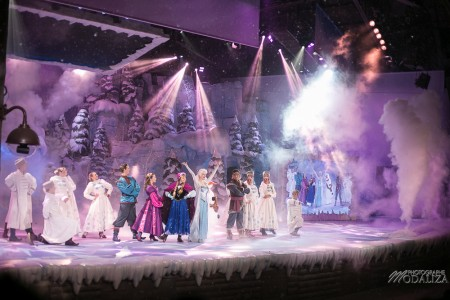 photo disneyland paris noel spectacle reine des neiges christmas magic by modaliza photographe-4701