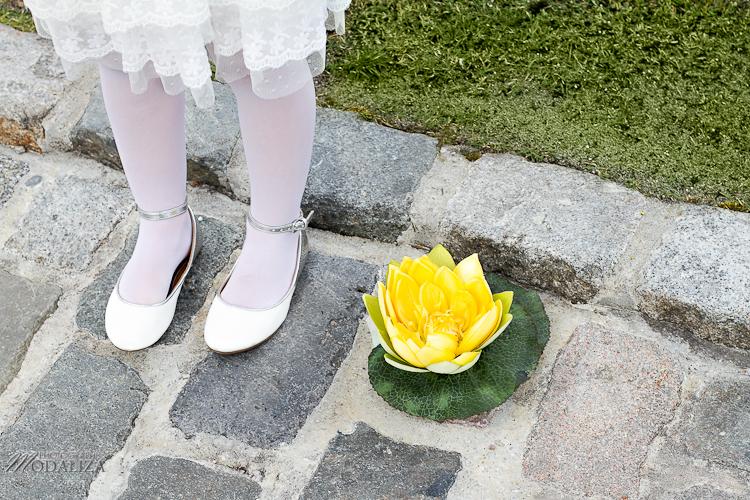 photo cérémonie enfants mariage jaune amour d'enfance little wedding yellow bordeaux chateau pape clement by modaliza -6197