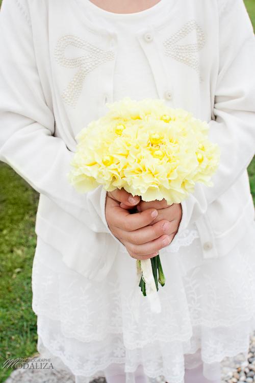 photo cérémonie enfants mariage jaune amour d'enfance little wedding yellow bordeaux chateau pape clement by modaliza -6272