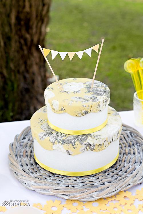 photo cérémonie enfants mariage jaune amour d'enfance little wedding yellow bordeaux chateau pape clement by modaliza -6353