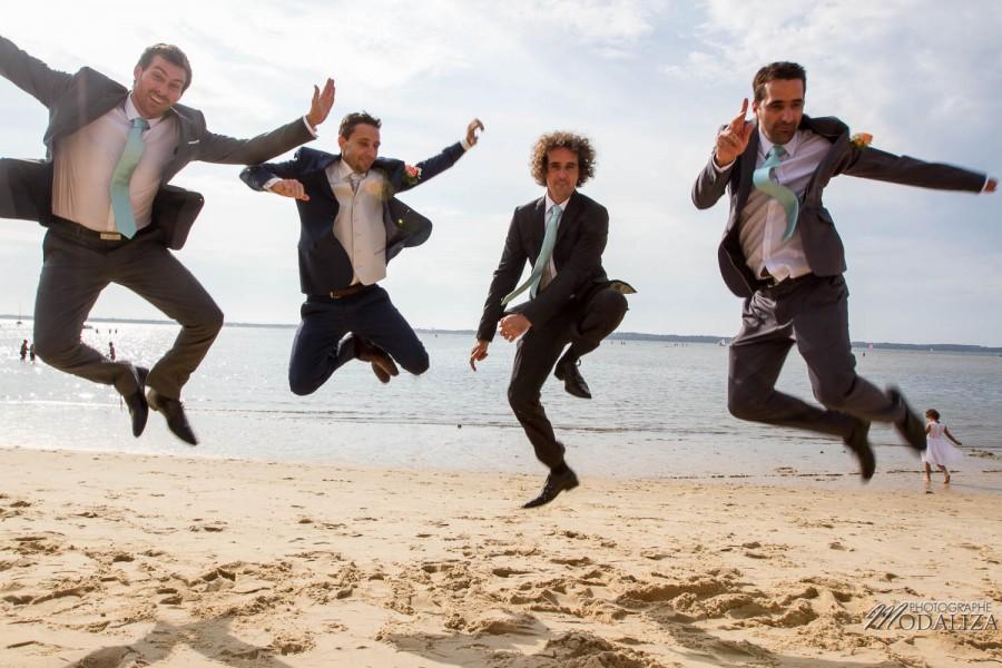 photo mariage arcachon tir au vol eglise le moulleau plage robe de mariée marie viloteau dentelle corail mint by modaliza photographe-0759
