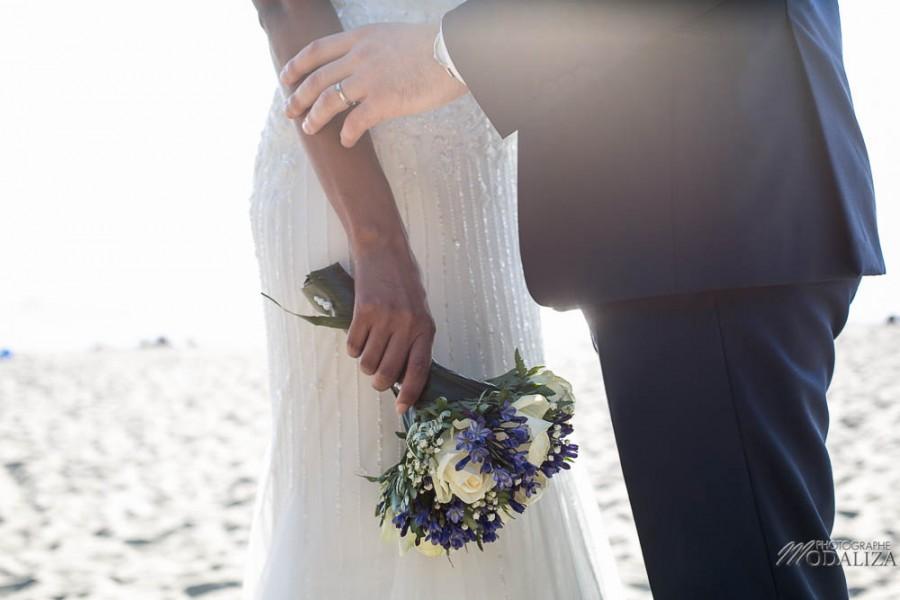 photo reportage mariage mixte tir au vol ceremonie laique bleu bride groom black and white maries wedding blue andernos gironde by modaliza photographe-0870