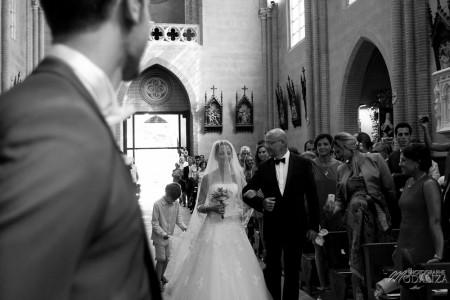 photo mariage mairie cérémonie église church bride groom wedding aquitaine sudouest toulouse l'union by modaliza photographe-19