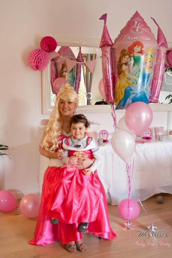 anniversaire petite fille princesse disney rose gateau barbie babypopsparty by modaliza photographe-6388