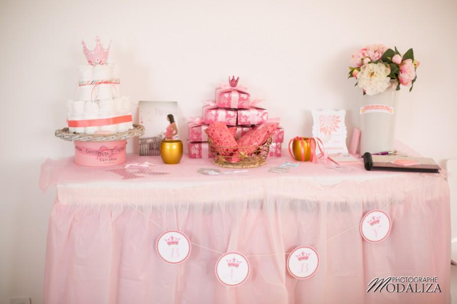 photo baby shower princess party pink rose enceinte grossesse bordeaux by modaliza photographe-9842