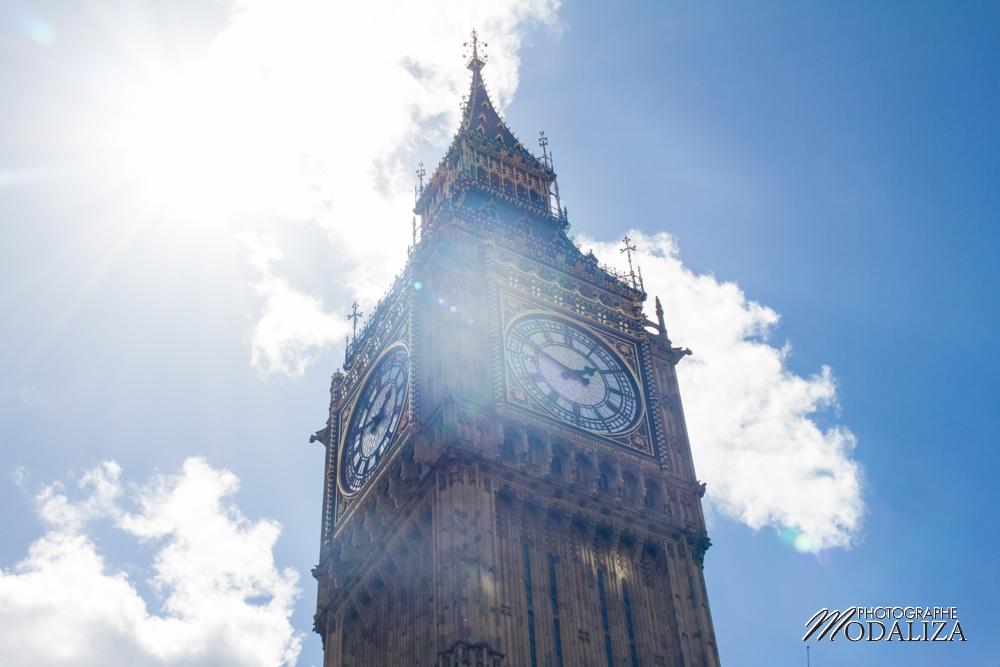 Voyage à Londres avec bébé