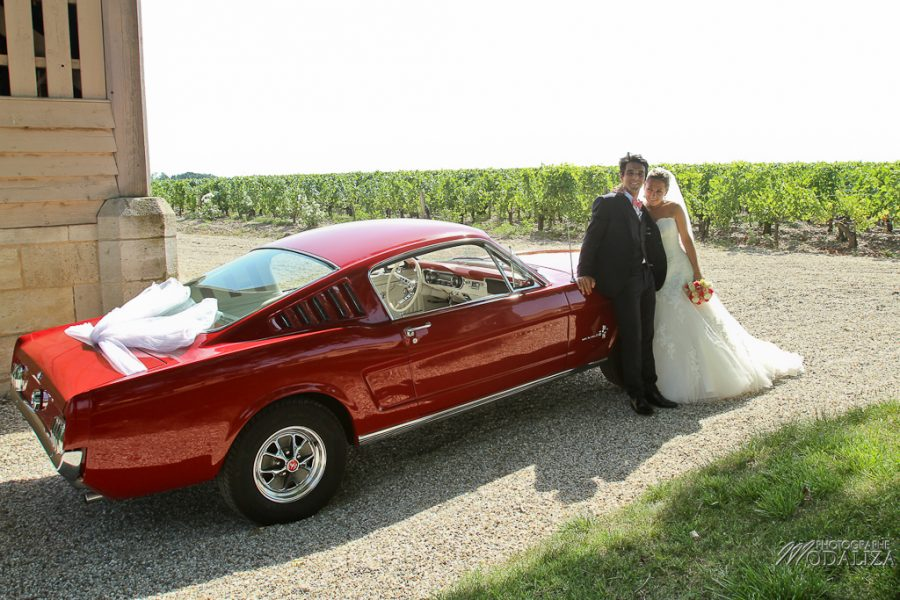 photo couple mariage bordeaux ford mustang rouge by modaliza photographe-12